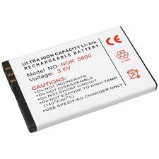 AKKU Batterie für Nokia 5230 N900 X6 5800 Navigation