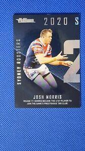 2021 NRL Traders Season To Remember (SR40) Josh MORRIS Roosters