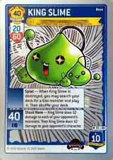 Maple Story Rare Promo Card King Slime UNUSED CODE!!