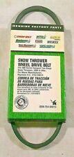 Genuine MTD 754-04013 Wheel Drive Belt,Fits:300 Series Snow Throwers,2004 & afte