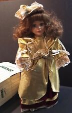 "Seymour Mann ""Special Collector's 1999 Edition Antimated Musical Porcrlain Doll"
