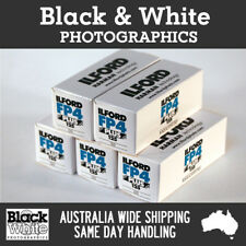 New Ilford FP4 Plus 120 (5 Pack) - Free Shipping