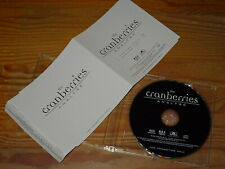 THE CRANBERRIES - ANALYSE / 2 TRACK ADVANCE-MAXI-CD 2001 MINT-