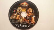 SPHINX Y LA MALDITA MOMIA PLAYSTATION 2 PS2 PS1 PS2 PAL ESPAÑA.ULTRA RARO