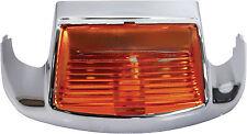 HARDDRIVE FRONT FENDER TIP LIGHT AMBER LENS PART# F51-0643A NEW