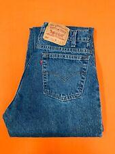 Levi Strauss 560 Vintage Blue Jeans Size 31 x 32 USA