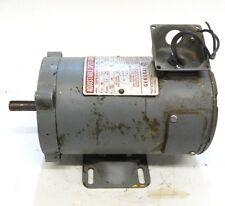 GENERAL ELECTRIC, ADJUSTABLE SPEED DRIVE MOTOR, 5BPB56KAA102, 1/3 HP, 1725 RPM