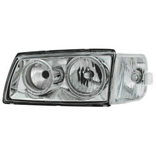 2 x Scheinwerfer VW T4 97-03 Angel Eyes chrome 1018052