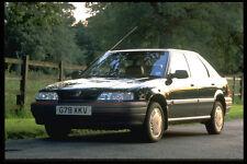 354004 Rover 214 GSI Saloon 1989 A4 Photo Print
