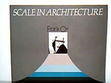 Scale in Architecture Design & Art Book