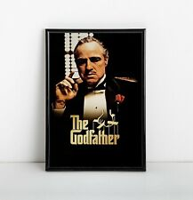 The Godfather: Part 1 Movie Poster | 1972 | Framed Art | NEW | USA