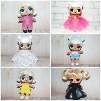 LOL Doll Surprise Big Sister Clothes - big set 6 nice party clothes, Party suit
