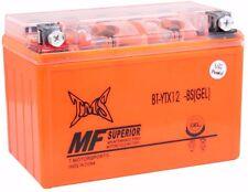 GEL YTX12-BS Battery For Honda ATC250 ES SX TM TRX200 FourTrax VF750 ZX6 YZF600R
