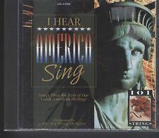 Nicht Mehr im Programm - I Hear America Sing----------- CD