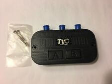 TVC AB-90 A/B Switch -Switch between Antenna, Cable, or Video Games