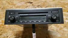 AUDI A4 B6 CONCERT RADIO CD PLAYER WITHOUT CODE 8E0035186L