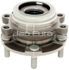 For NISSAN ELGRAND E52 3.5i 2WD 10-16 FRONT LEFT N/S WHEEL BEARING HUB COMPLETE