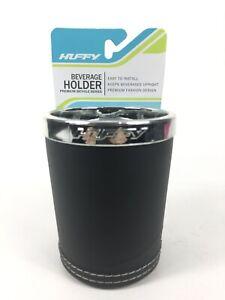Huffy Bicycles Cruiser Beverage Holder W/ Bracket - Black & Silver - Brand New