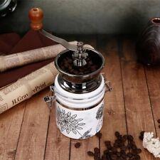 Manual Coffee Grinder Ceramic Hand Mill Coffee Bean Pepper Spice Grinder Machine