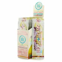 High Hemp Organic Wrap Hydro Lemonade Full Box 25 Pouches, 2 Wraps per Pouch