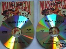 MANO NEGRA OUT OF TIME 2X DVD PROMO no cd MANU CHAO