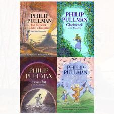 Philip Pullman Clockwork 4 Books Collection Pack Set I Was a Rat!,Firework Maker