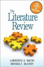 The Literature Review : Six Steps to Success by Brenda T. McEvoy and Lawrence A.