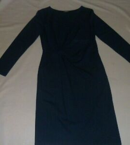 Sheilay Teal Pencil Dress Size XL (12-14)