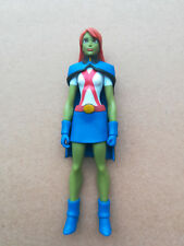 "3.75"" DC marvel Serices Mars girl  Figure Loose Toys"