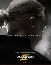 Cobra Kai Season 4 Poster Terry Silver 13x19 Art Print High Quality B2G1 Free