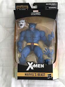 Marvel Legends Beast Caliban Wave BAF MIB Action Figure