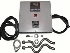 220v 11kw PID controller kit w/ dual 5500w elements moonshine E85 still brewing
