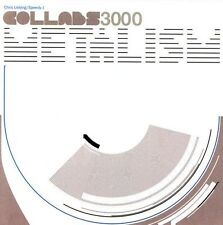 ~BACK ART MISSING~ Chris Liebing CD Collabs 3000: Metalism