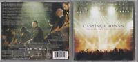 Casting Crowns - The Altar and the Door Live  (CD, Aug-2008, 2 Discs) CD+DVD