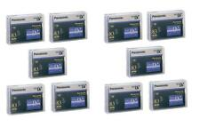 5x Panasonic Mini DV Tape AY-DVM63PQ Professional Quality 63min - UK NEW Genuine