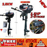 3.5HP 2-Stroke Outboard Engine Fishing Boat Engine Boat Motor CDI System 2.5KW