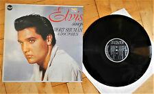 ELVIS PRESLEY -SINGS MORT SHUMAN AND DOC POMUS - NL 89 504 Vinyl
