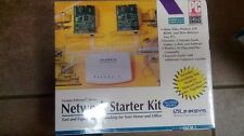 Linksys Network Starter Kit with Hub PCI Cards Cables More!