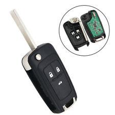 ID46 3 Buttons 434MHz Remote Control Key for Chevrolet Cruze Aveo Orlando Rakish