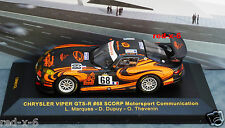 Chrysler Viper GTS-R #68, SCORP Motorsport Communication, 1/43, neuwertig
