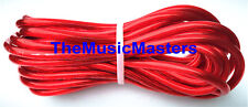 8 Gauge 20' ft Red Auto PRIMARY WIRE 12V Car Boat RV Wiring HD Amp Power Cable