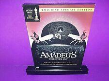 Amadeus - Directors Cut (DVD, 2002, 2-Disc Set, Two-Disc Special Edition) B526