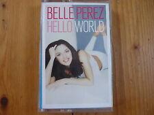 BELLE PEREZ Hello World / EMI RECORDS MC 2000 RAR!