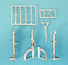 Gloster Javelin Landing Gear for 1/48th  Airfix Model  SAC 48246