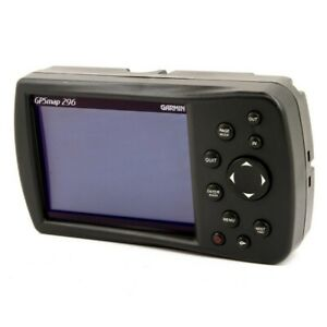 Used Garmin GPSmap 296 Americas (updated all database) Receiver unit only #5