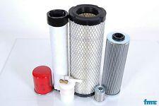 Filterset Terex TC 35 motor Mitsubishi s4l2 hasta SN 0556 filtros