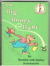 The Big Honey Hunt By Stanley & Janice Berenstain 1962 1st Edition 2nd State