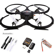 deAO U818A HD Remote Control Drone with 2.4GHz 4-CH 6-Axis Gyro Quadcopter