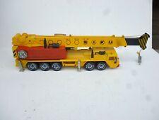 Hydraulischer Kranwagen - Siku 4010 Germany VN MINT VERY NICE SEE!!