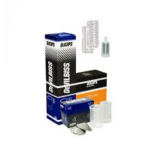 DeVILBISS DeKUPS 34 oz STARTER SET KIT New Disposable HVLP Paint Spray Gun Cups